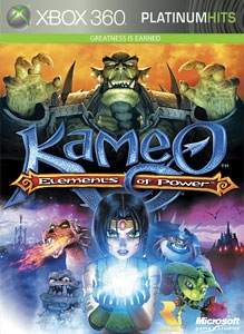 Kameo Water Theme