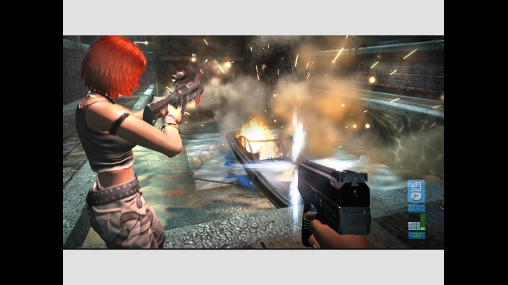 Image from Perfect Dark Zero