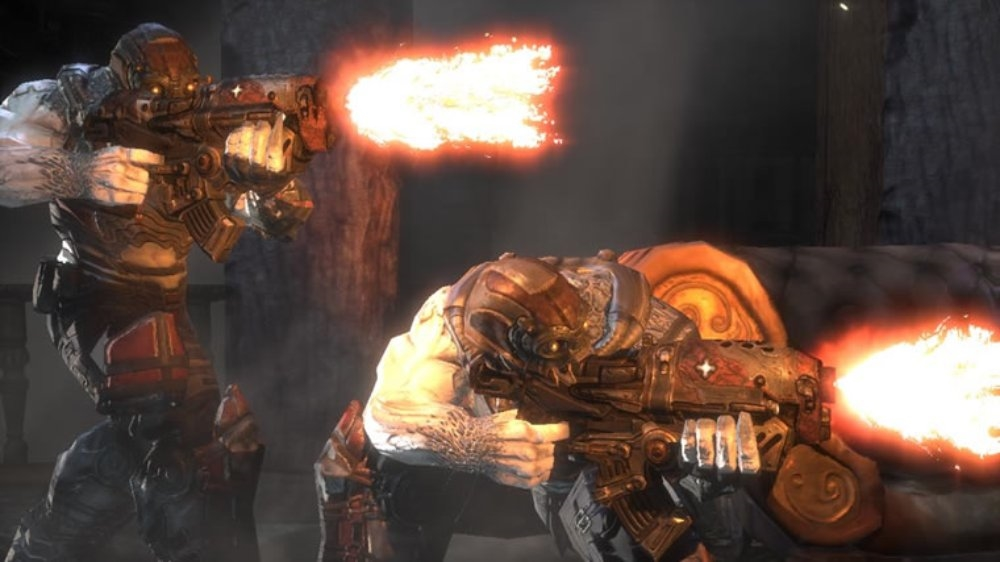 Image from Gears of War