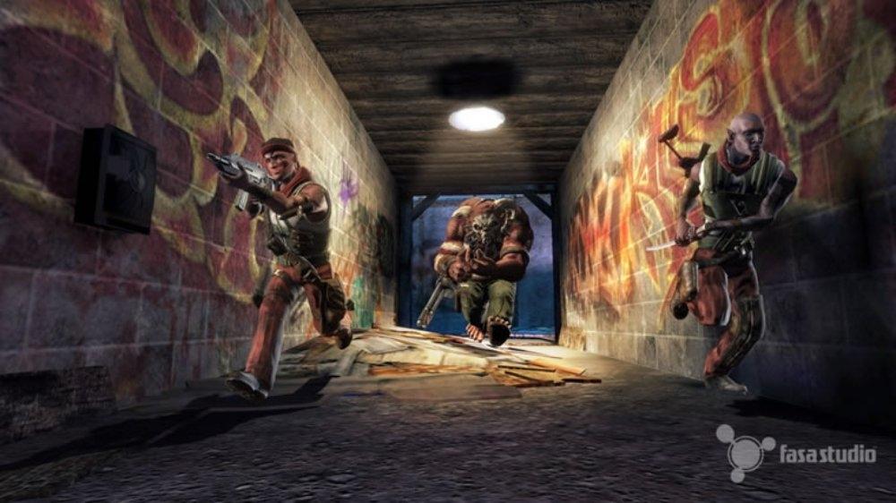 Imagem de Shadowrun