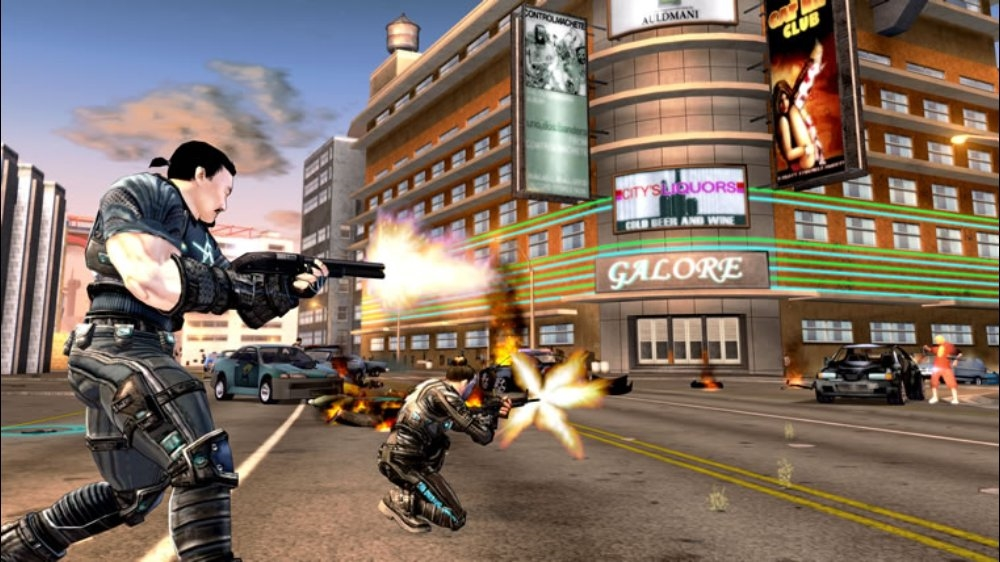 Image de Crackdown