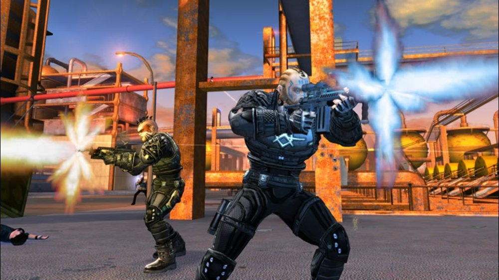 Image from Crackdown