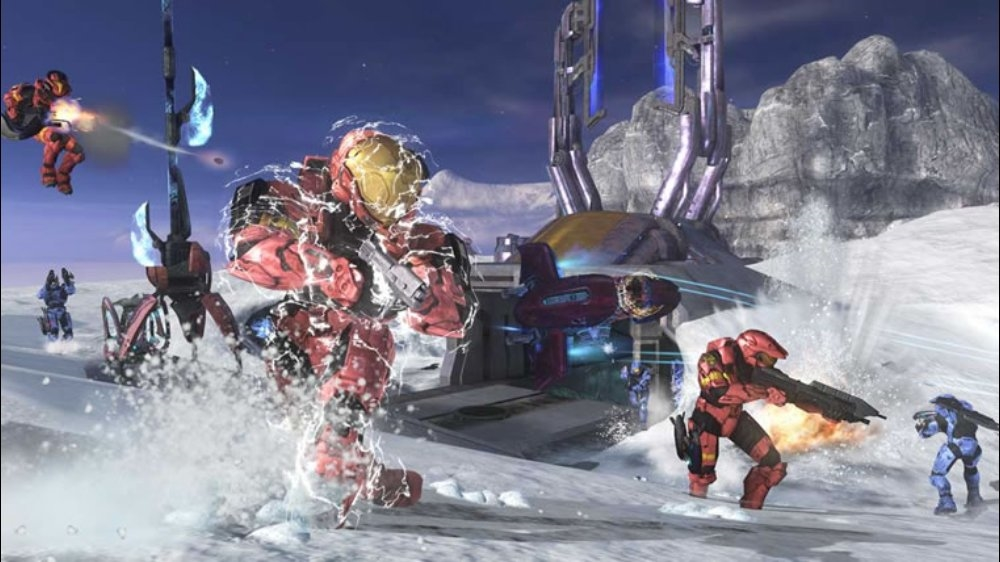 Obraz z Halo 3