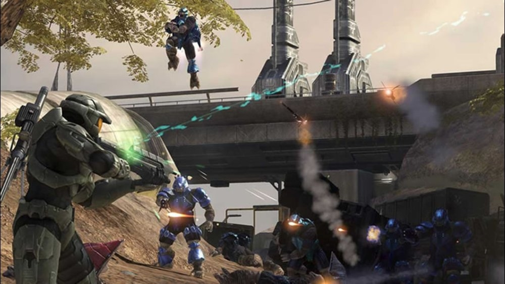 Image from Halo 3
