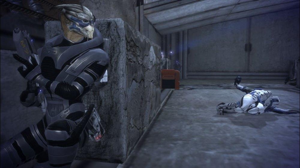 Bilde fra Mass Effect