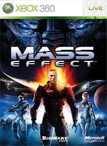 Mass Effect Characters - Theme