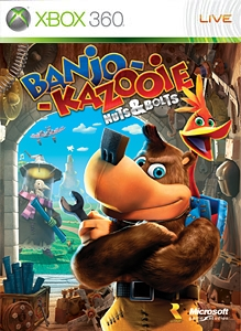 Banjo-Kazooie: Nuts & Bolts - Pic 2: Good Guys