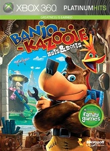 Banjo-Kazooie: Nuts & Bolts - Pic 2: Good Guys