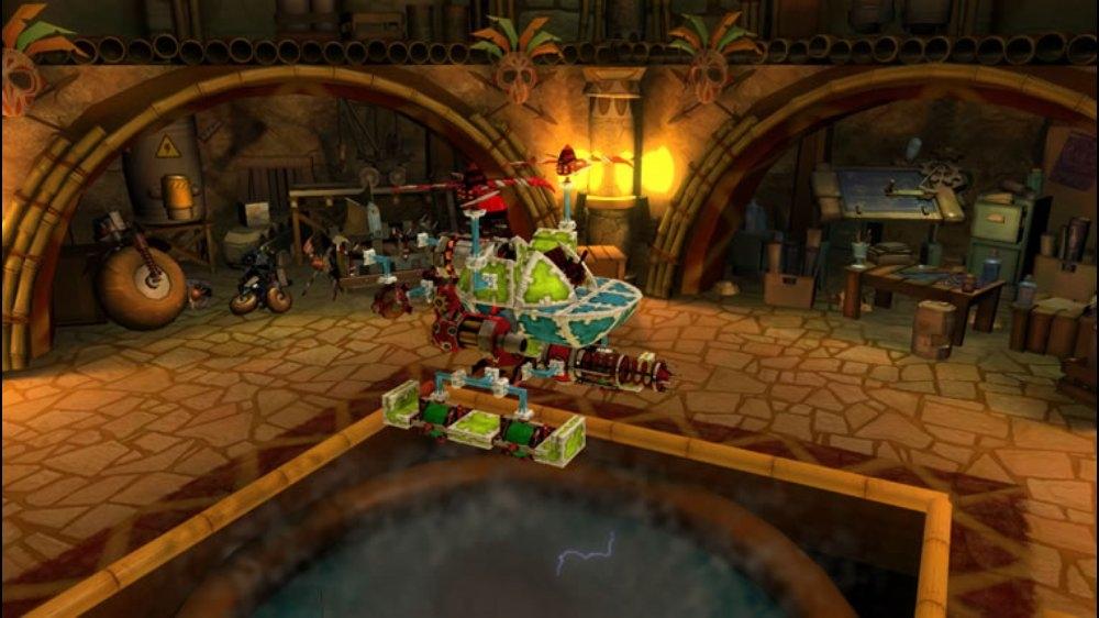 Image from Banjo Kazooie: N n B