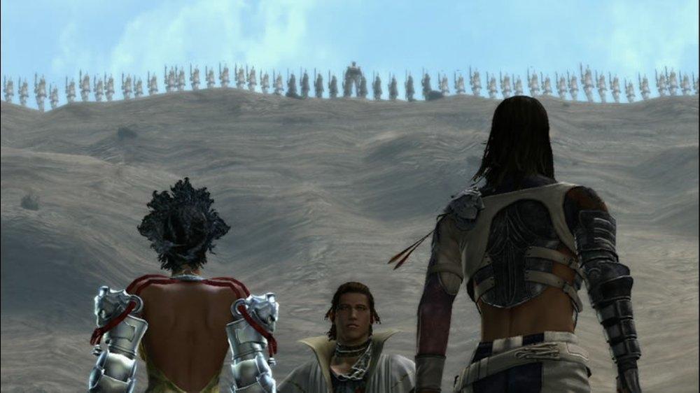 Snímek ze hry Lost Odyssey