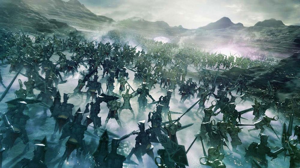 Immagine da Lost Odyssey
