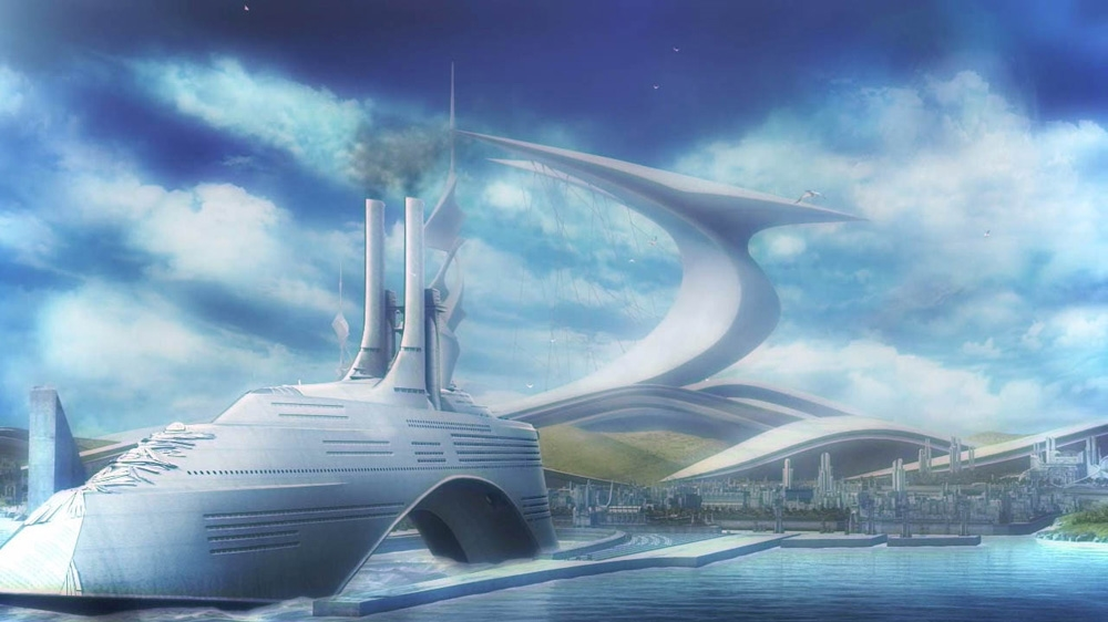 Obraz z Lost Odyssey