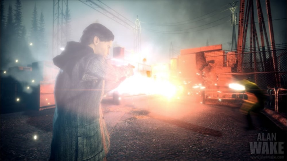 Image from Alan Wake