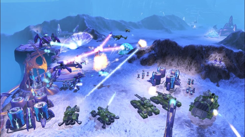 Obraz z Halo Wars