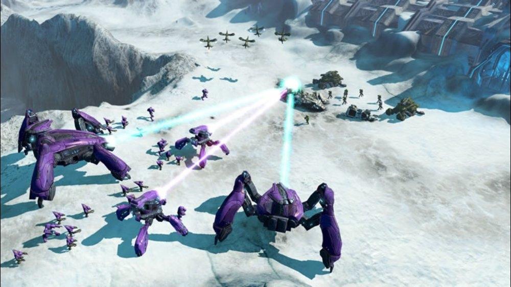 Изображение из Halo Wars