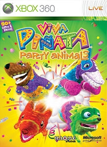 Viva Piñata Party Animals Demo