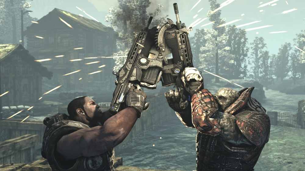 Gears of War 2 の画像
