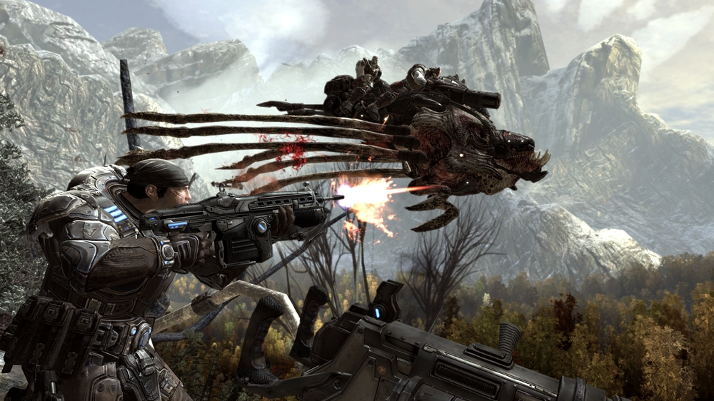 Image from Gears of War 2