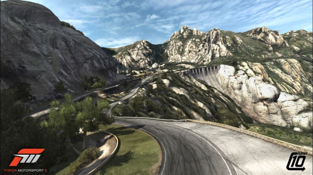 Snímek ze hry Forza Motorsport 3