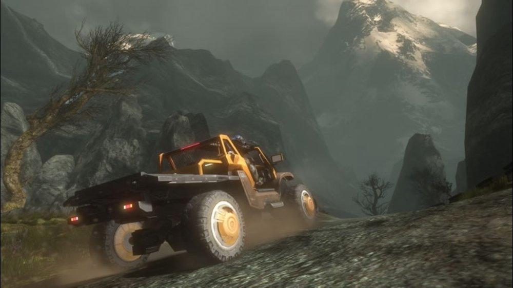 Snímek ze hry Halo: Reach