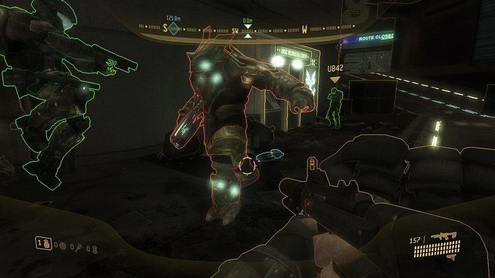 Kép, forrása: Halo 3: ODST Campaign Edition