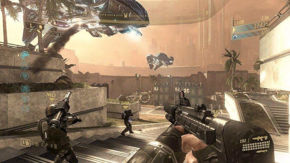 Изображение из Halo 3: ODST Выпуск Кампания