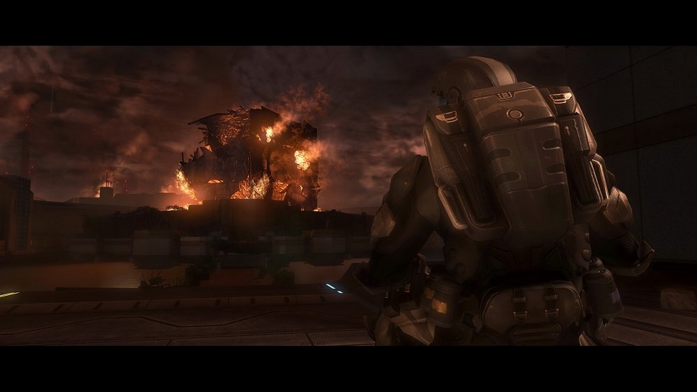 Image from Halo 3: ODST Campaign Edition