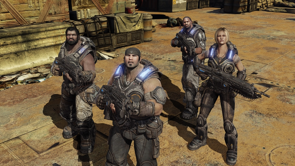 Gears of War 3 이미지