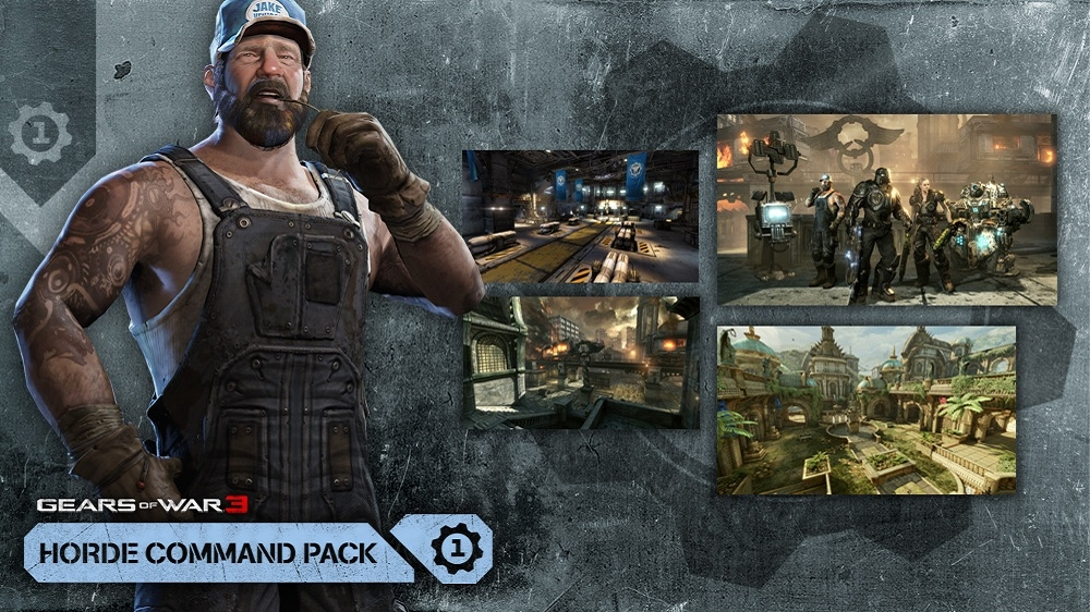 Image from Gears of War 3