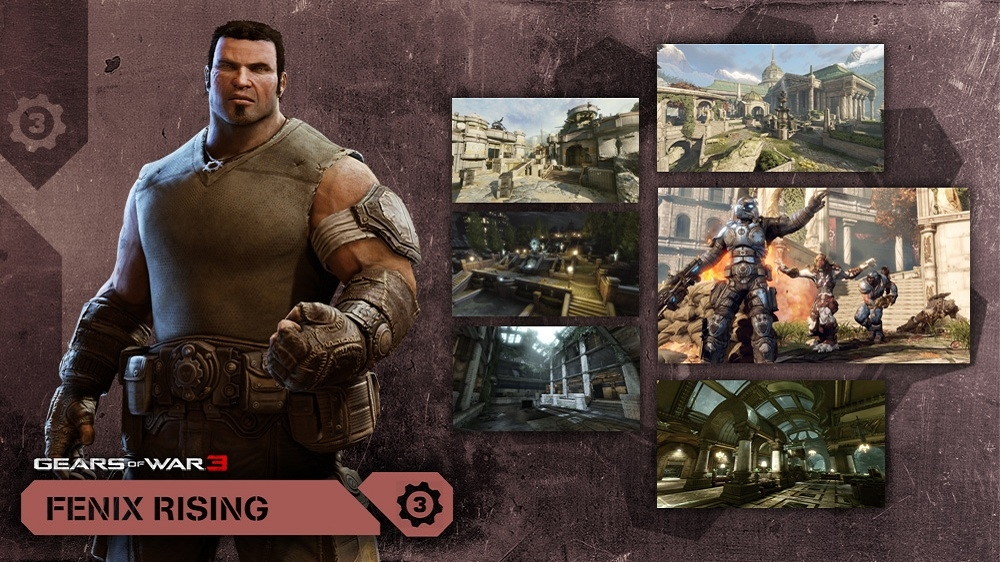 Gears of War 3 的影像