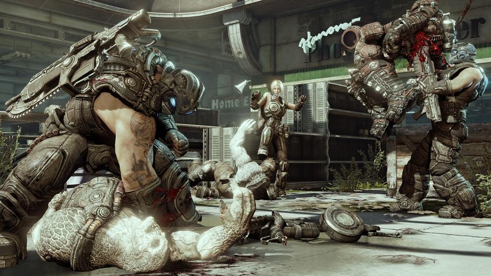 Imagen de Gears of War 3