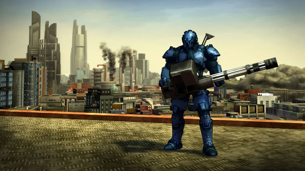 Image de Crackdown 2
