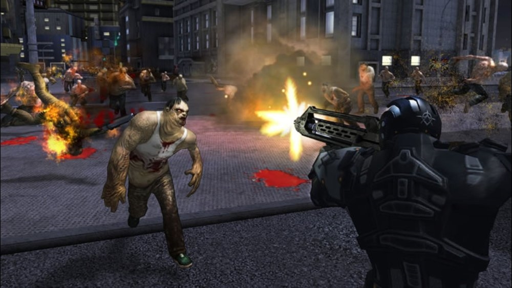 Obraz z Crackdown 2