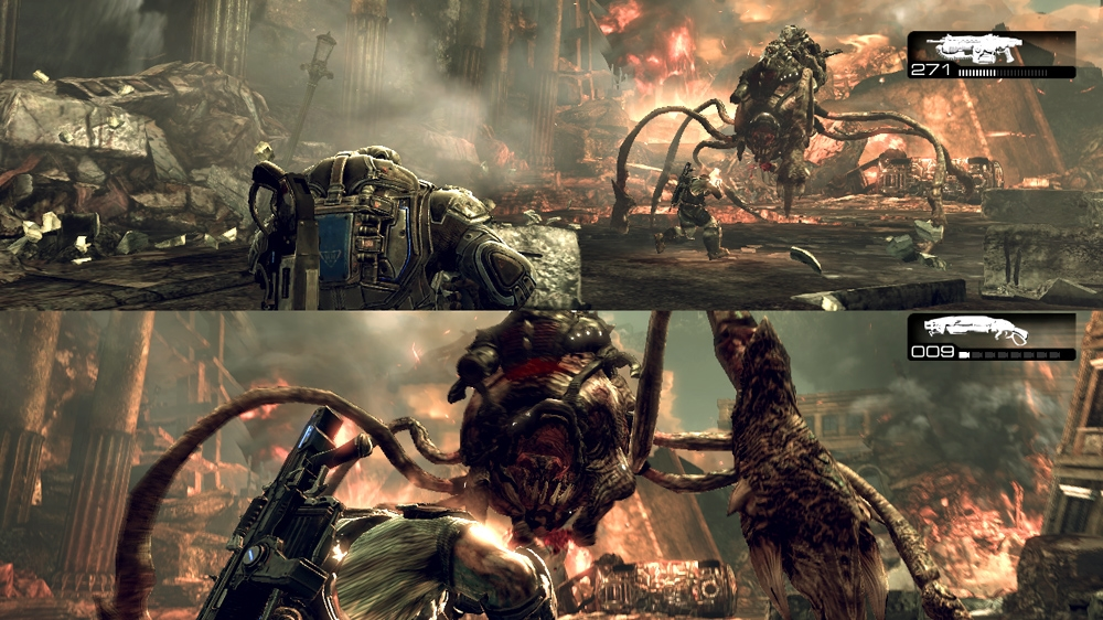 Gears of War 2 のイメージ