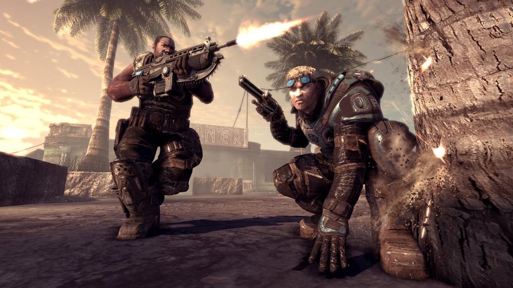 Gears of War 2 の画像
