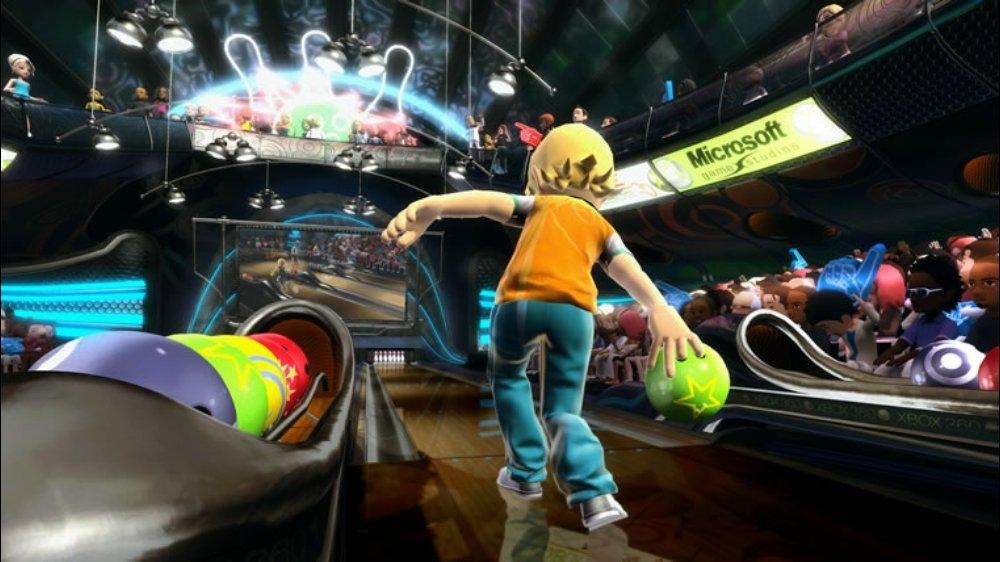 Obraz z Kinect Sports