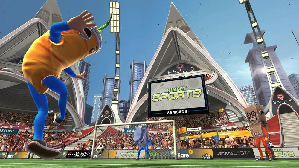 Imagem de Kinect Sports