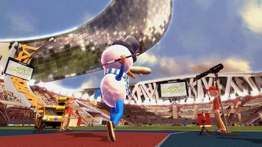 Obrázok z hry Kinect Sports