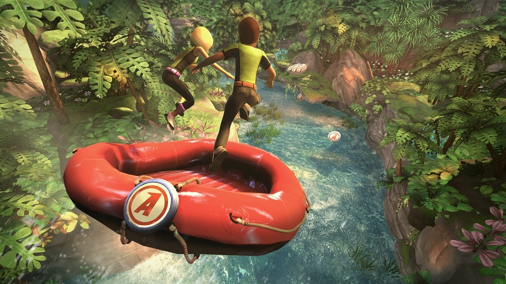 Imagem de Kinect Adventures!