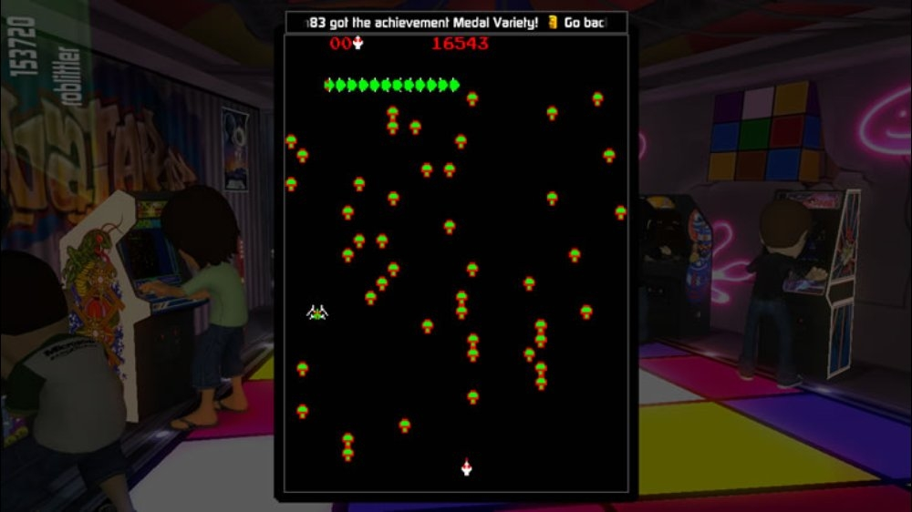 Image from Game Room