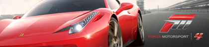 Forza 4                               Banner