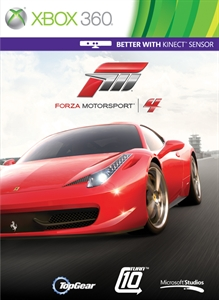 Forza Motorsport 4: Infineon Track Tour