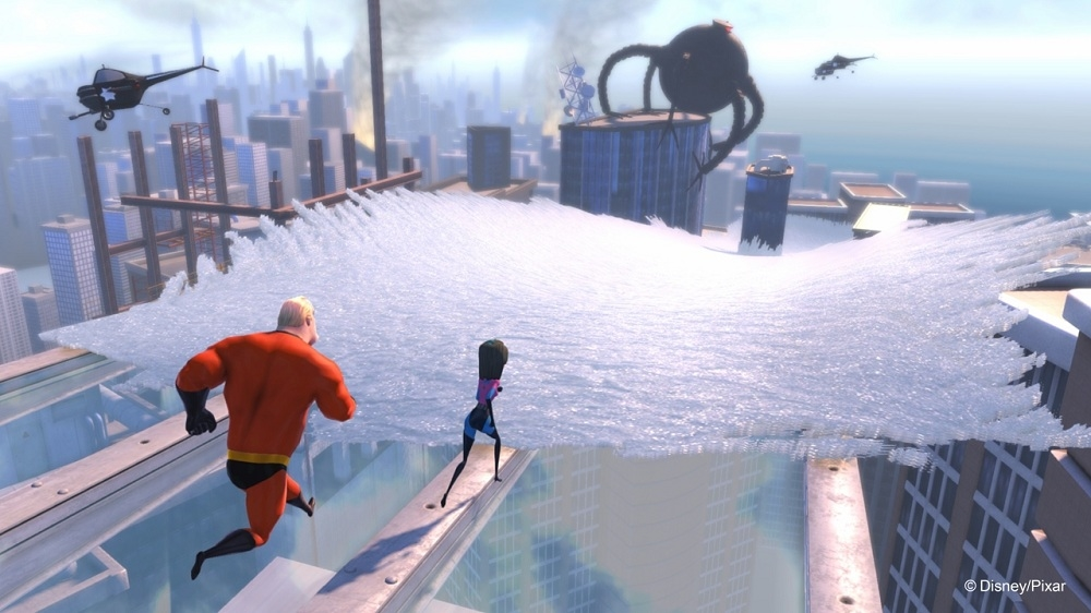 Image from KINECT RUSH: A Disney  PIXAR Adventure