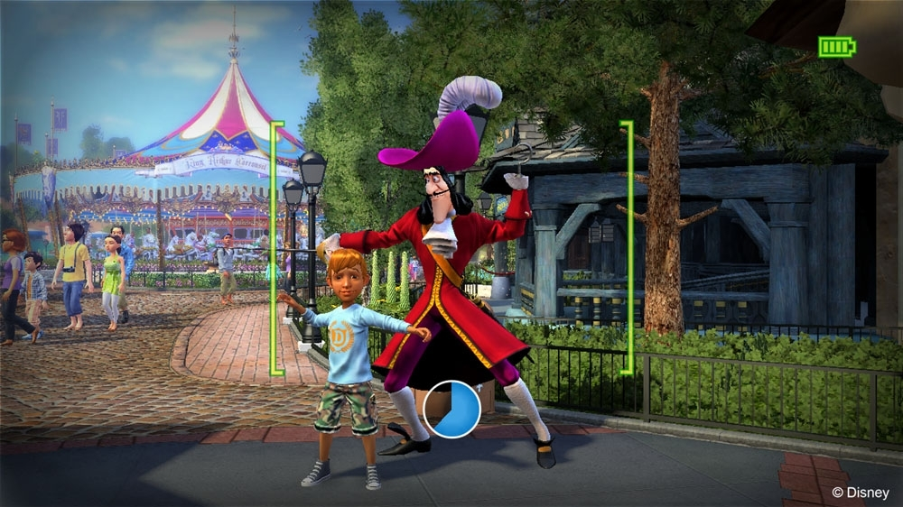 Kuva pelist Disneyland Adventures