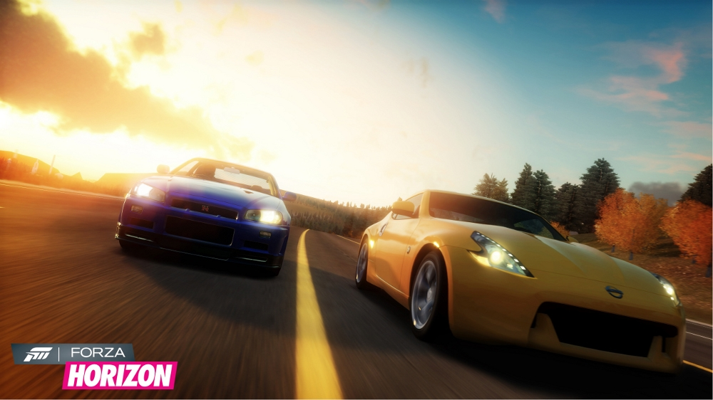 Imagen de Forza Horizon