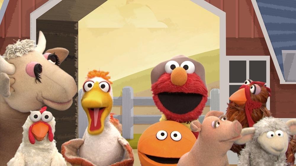 Imagenes Kinect Sesame Street TV XBOX 360 Descargar