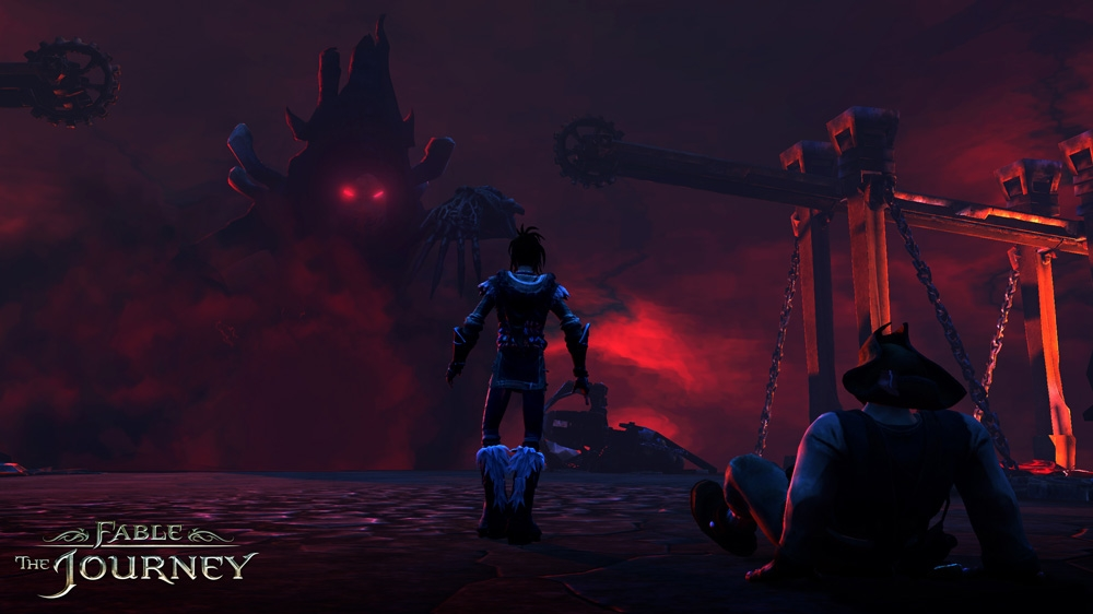Image from Fable: The Journey