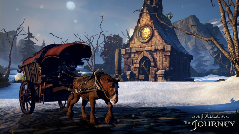 Imagem de Fable: The Journey