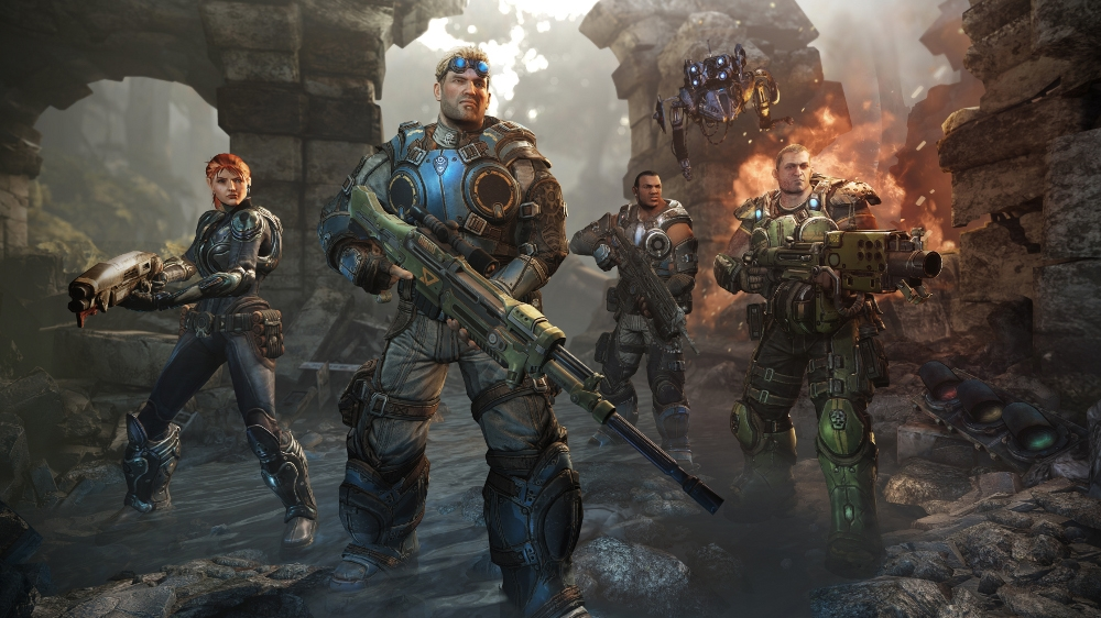 Billede fra Gears of War: Judgment