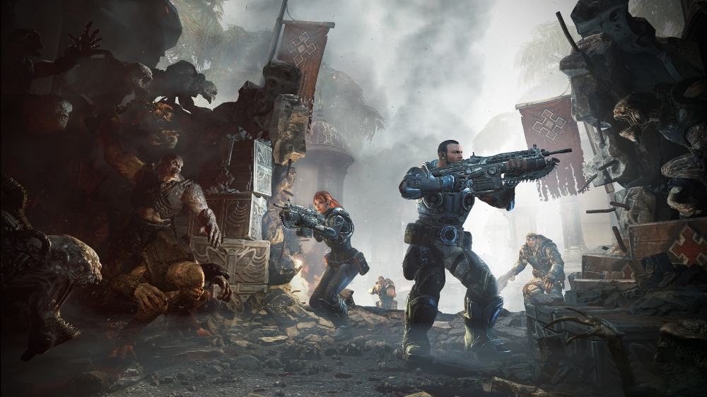 Immagine da Gears of War: Judgment